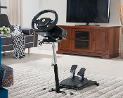 Mach 1.0 Video Gaming Wheel Stand for Xbox One, PS4, and PC